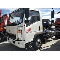5 Ton Light Duty Trucks Chassis 4x2 Type RHD Driving Steering 84HP Diesel Engine