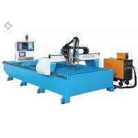 Buy cheap Steel Structure Manufacturing Equipment CNC Cutting Machine for Plates from wholesalers