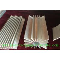 Round Extruded Aluminum Heat Sink Profile With Small