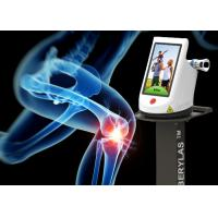 Pain Relief Laser Therapy Machine For Sports Injuries / Wound Healing