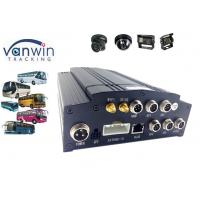Cheap 720P HD video recording DVR 3G GPS WIFI people counter 4CH HDD AHD MDVR for bus for sale