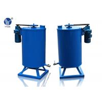 Truck Tyre Retreading Equipment Easy Work Rubber Stirring Machine Blue Color