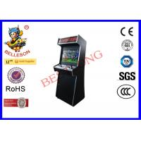 Stainless Steel Control Panel Arcade Game Machines With Pandora Jamma Board