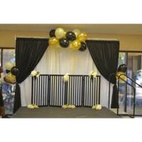 Pipe and drape system backdrop pipe drape for sale