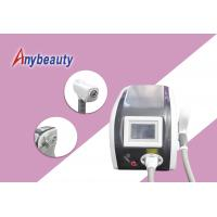 Cheap Nd : Yag Laser Tattoo Removal Machine Air + Water + Temperature Control Cooling for sale