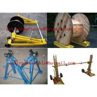 Cheap Cable Drum Jacks,  Cable Drum Lifter Stands for sale