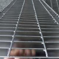 Cheap Stainless Steel Flat Bar Grating Large Load Bearing Capacity For Storage Rack for sale