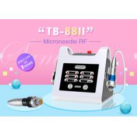 Buy cheap Microneedle Fractional RF Radio Frequency Machine For Skin Tightening Wrinkle Removal from wholesalers
