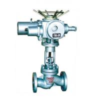 Buy cheap cast steel stainless steel 4-20MA electric globe stop valve angle steam astm a216 wcb cast steel globe valve from wholesalers
