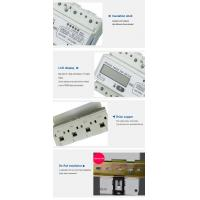 Din Rail Remote Controls Kwh Meter Modbus 7 Modules Four How To Wire 3phase Electrical Technology Detail