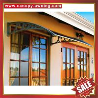 house villa window door diy pc polycarbonate sunshade awning awnings rh canopy awning com wholesale autoplansearch com