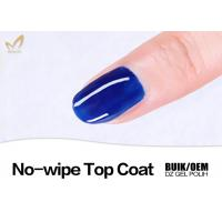 Cheap Beautify Nails UV Top Coat No Wipe With Nail Lamp Lasting Time No Hit for sale
