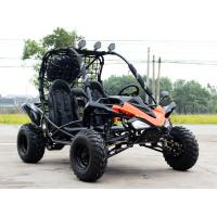 Buy cheap 4 Stroke Air Cooled Adult Go Kart Offroad Gokart 200cc 60km/H from wholesalers