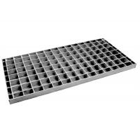 Cheap Heavy Duty Stainless Steel Bar Grating Decking For Driveways Available OEM for sale