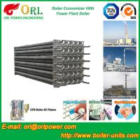 Water Tube Boiler Stack Economizer Alloy Steel , Power Plant Economizer For Boiler