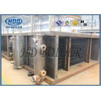 Cheap Industrial Stainless Steel Power Station Economizer , Coal Fired  Energy Saving System for sale