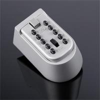 Cheap Home Storage Metal Push Button Key Lock Box For Door Handle OEM Sevice for sale