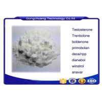 Clostebol Acetate Testosterone Enanthate Powder 4