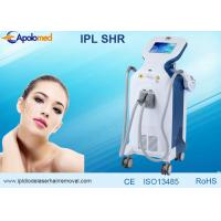 Buy cheap Apolomed IPL SHR device for Skin Tightening / Hair Removal Machine for Women from wholesalers