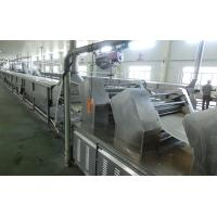 Cheap The High Efficiency Commercial Fried Noodle Machine Production Line for sale