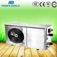 Air Source Heat Pump For Swimming Pool Use 21 Kw With Certificate Of Air Source Heat Pump