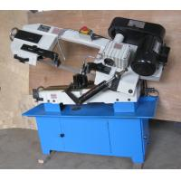 Cheap Automatic Rebar Coupler Machine , High Effeciency Bandsaw Cutting Machine for sale