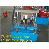 Guide Pillar Beam Purlin Roll Forming Machine Gearbox Driven