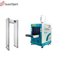 Cheap Hotselling competitive factory price door frame multi zone Metal Detector Walk Through metal detector Scanner Gate for sale
