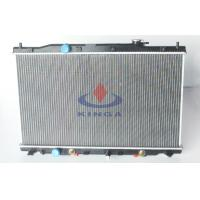 CRV RM1 / 2 / 4 2012 Honda Aluminum Radiator with plastic tank for Cooling System