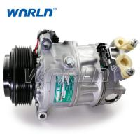 Auto Air Conditioning Compressor Replacement