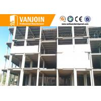 100mm Exterior Wall  Eps Cement Sandwich Wall Panels With Calcium Silicate Board