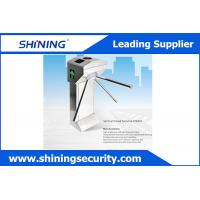 Cheap Access Control Tripod Waist High Turnstile Security Systems With Manual Button for sale