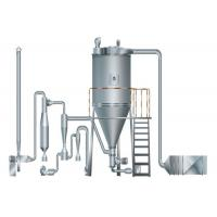 Cheap Stainless Steel / A3 Steel Air Spray Drying Equipment With Induced Draft Fan for sale