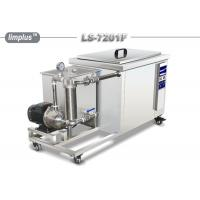 Cheap Limplus Single Tank Industrial Ultrasonic Cleaner With Filteration And Skimming for sale