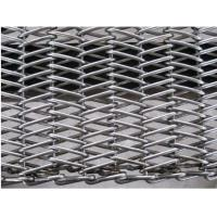 Cheap Stainless Steel 304 Wire Conveyor Belts Chain Drive Herringbone Type for sale