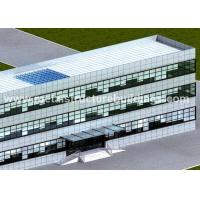 Fast Assembly Prefab Metal Storage Buildings For Structural Steel Hotel