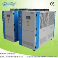 Cheap Industrial Chiller Units For Cooling Machine , Low & High Pressure Protection for sale