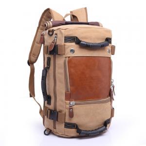 Stylish Travel Large Capacity Backpack Male Messenger Shoulder Bag Computer Backpack Men Multifunctional Versatile Bag