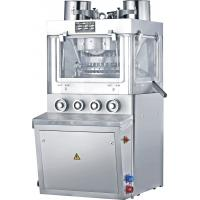 High Output Double Rotary Tablet Compression Machine , Electronic Industrial Pill Press Machine