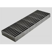 Cheap Custom Stainless Steel Bar Grating For Subway / Driveway Foot Walking for sale