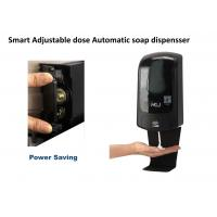 Cheap Commercial Triple Wall Mounted Automatic Hand Soap Dispenser With 1000ml Capacity for sale