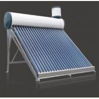 Cheap stainless steel compact non-pressure solar water heater for sale