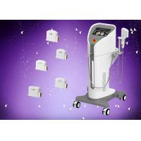Cheap Ce Approval HIFU Machine Accurate Treatment For Wrinkle Removal / Skin Tightening for sale