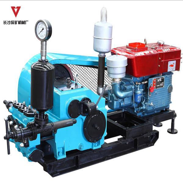Hydraulic Motor Piston Mud Pumps For Drilling Rigs Light