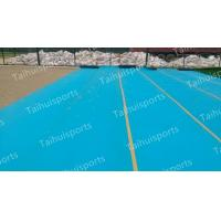 Cheap Rugby Field Artificial Grass Underlay Shock Absorption Labosport Certified for sale