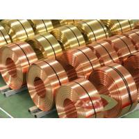 C2600 Thin Brass Strip Coils