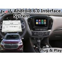 Android 6 0 Auto Interface Navigation for Chevrolet Traverse