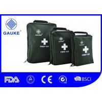 Quality Durable 3600D PVC Fabric Survival First Aid Bag Kit BSI8599 - 2 Compliant wholesale