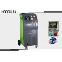 Cheap A / C Automotive Refrigerant Recovery Machine , Air Conditioning Charging Equipment for sale