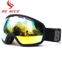 High Tech Women'S Photochromic Ski Goggles 16.6% VLT For Eye Protection